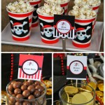 Pirate Party Themed Food