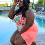 Plus Size Pool Party Outfits