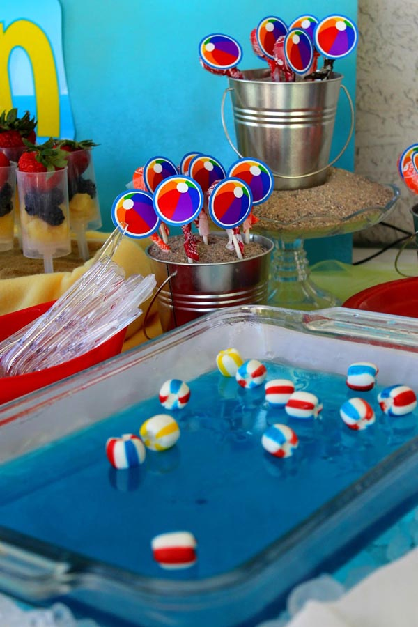 Pool Birthday Party Supplies Home Party Ideas