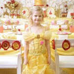 Princess Belle Party Favors
