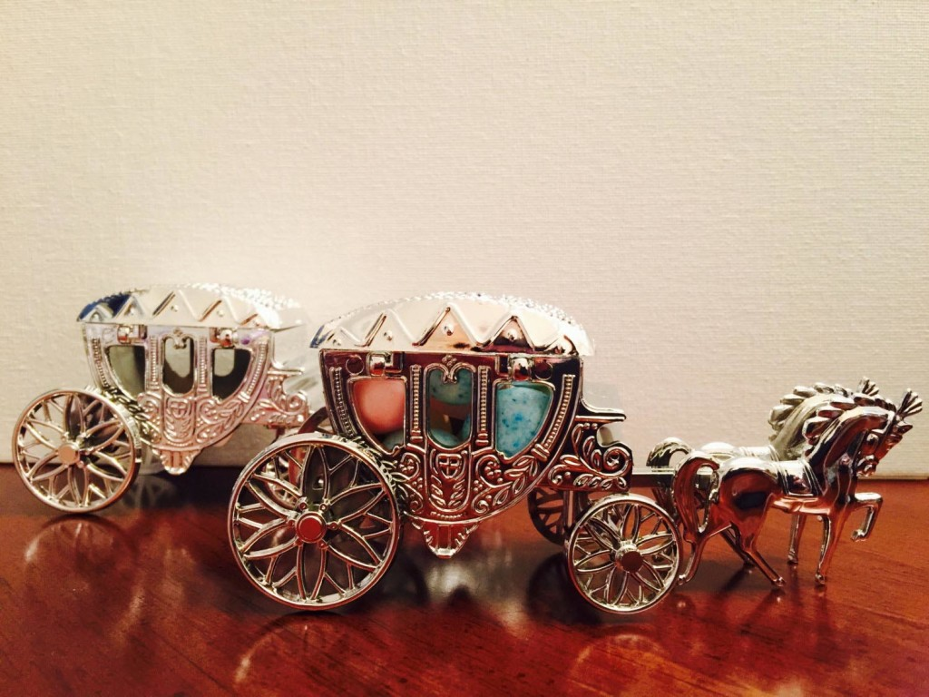 Princess Carriage Party Favors