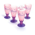 Princess Goblets Party Favors