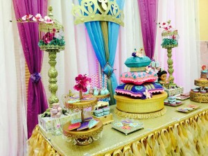 Princess Jasmine Party Favors