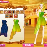 Princess Party Games Dress Up Games