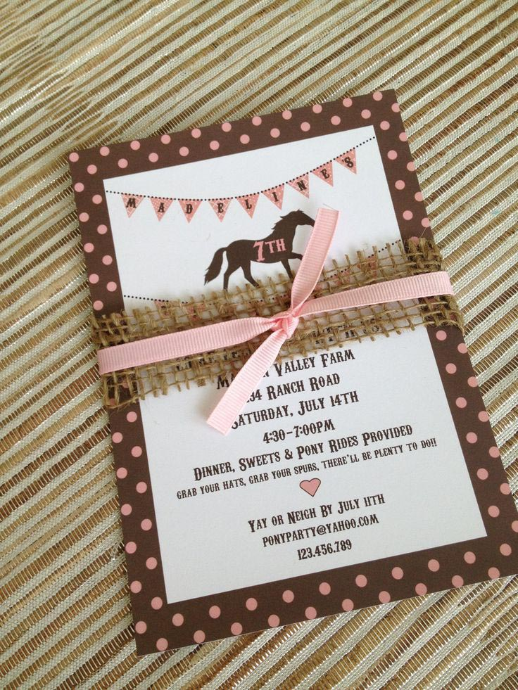DIY Princess Party Invitations | Home Party Ideas