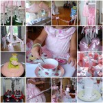 Princess Tea Party Birthday