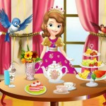 Princess Tea Party Games