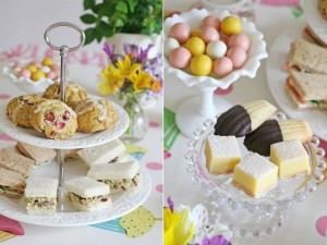 Recipes for Tea Party Sandwiches