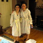 Robes for Girls Spa Party
