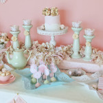 Tea Party Birthday Favors