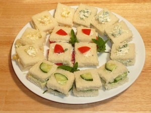 Tea Party Sandwiches Recipes