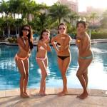 Teen Girls Pool Party