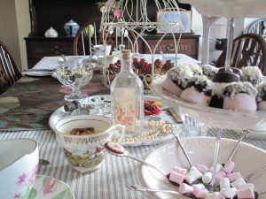 The Vintage Tea Party