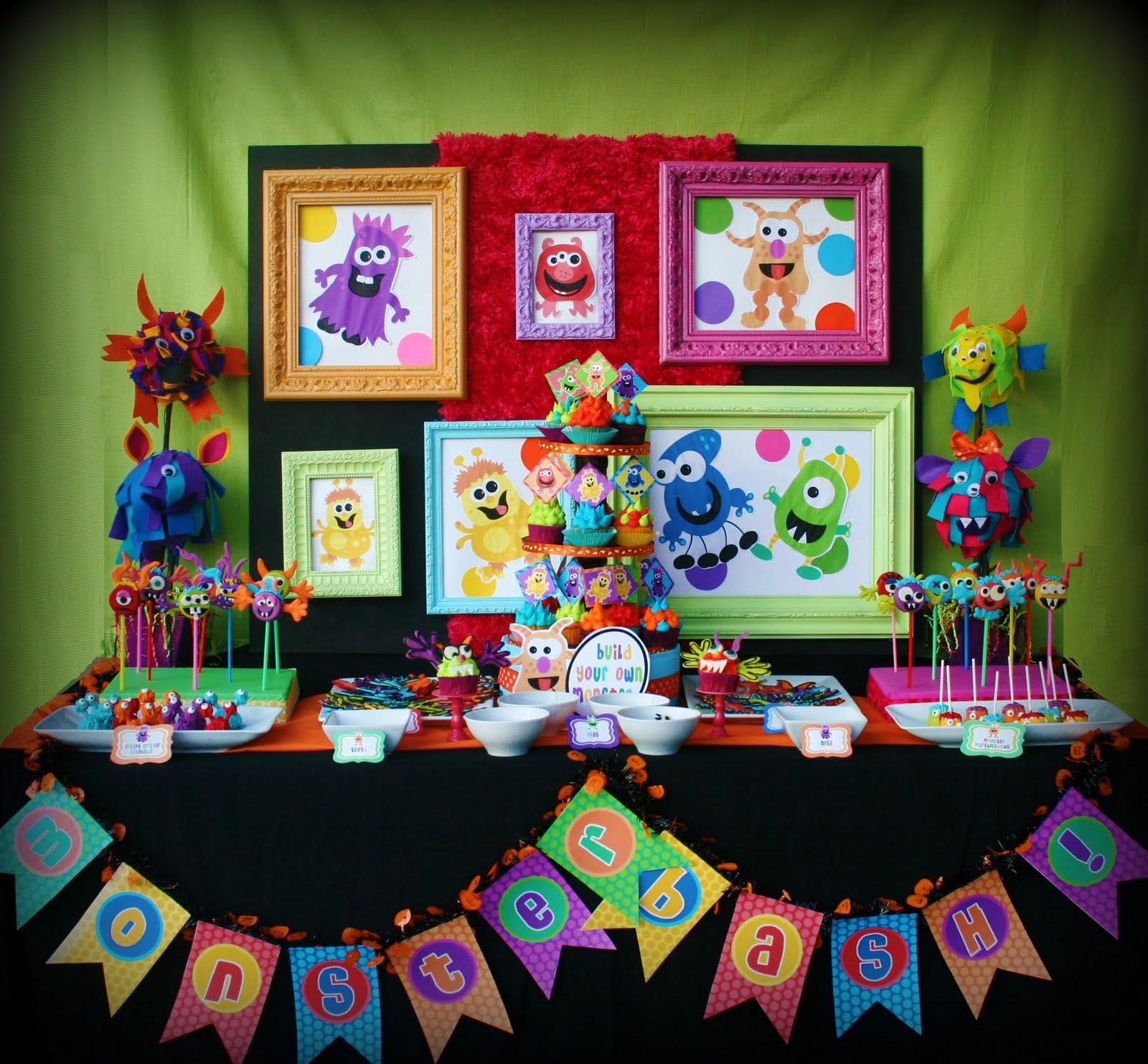 Unique Kids Party Themes