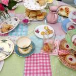 Vintage Afternoon Tea Party