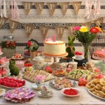 Vintage Tea Party Birthday