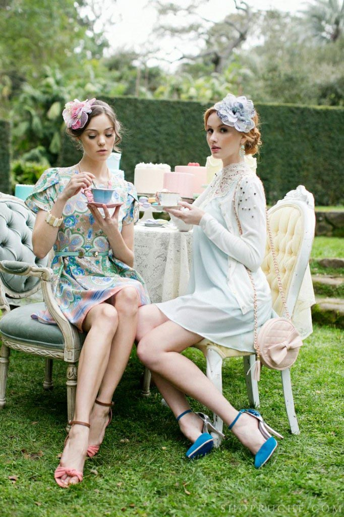 Vintage Tea Party Dresses