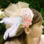 Vintage Tea Party Hats