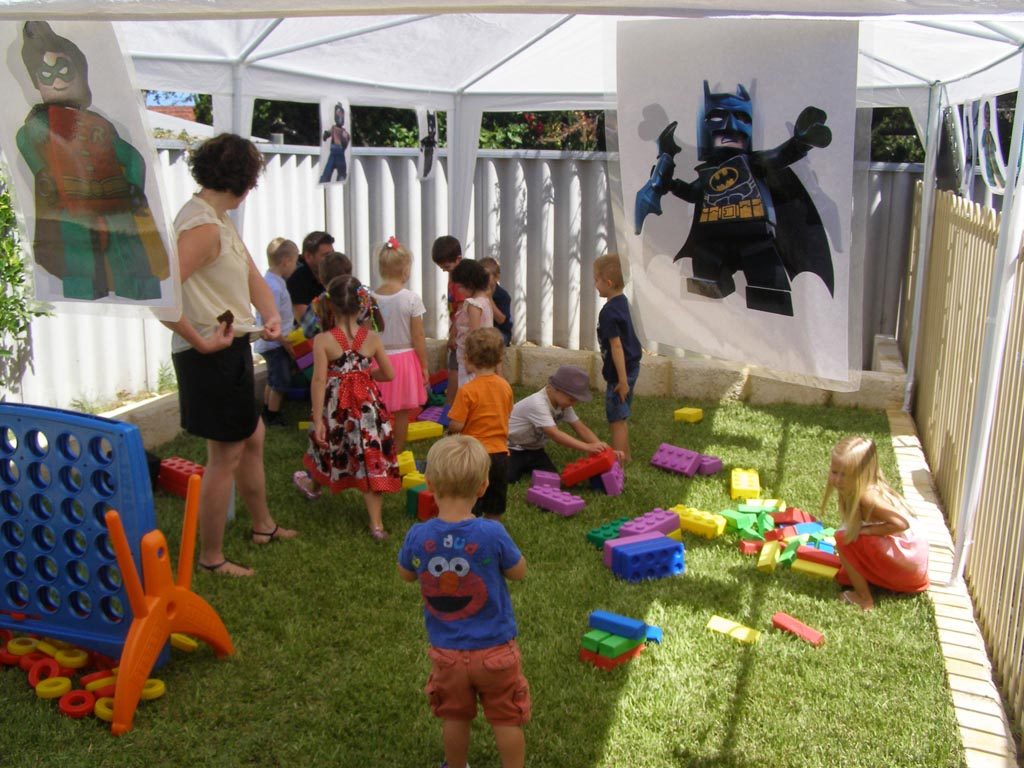 Batman Party Games Toddlers
