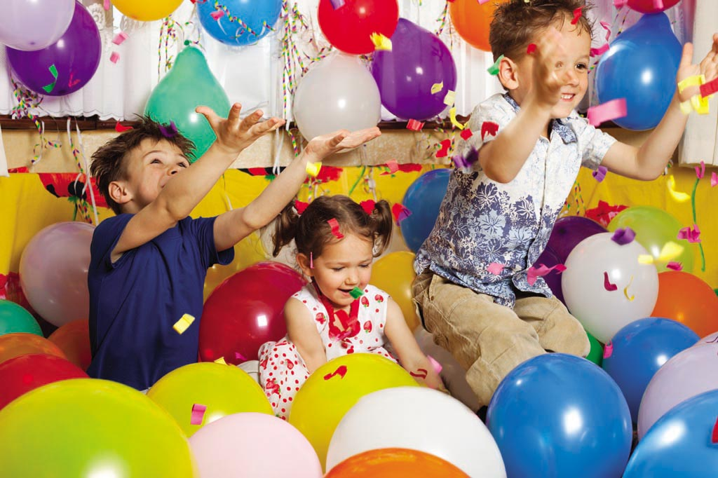 Best Childrens Party Games