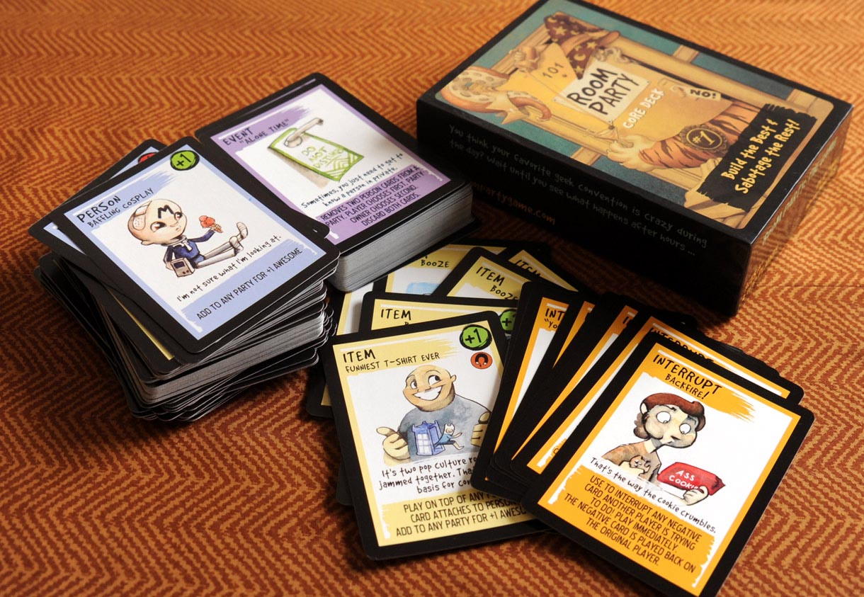 Best Party Card Games