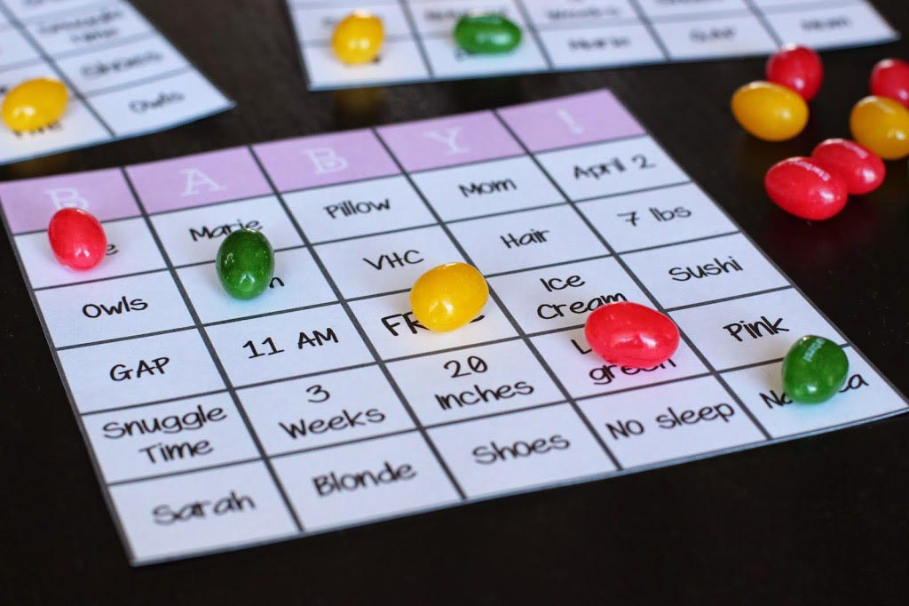 Bingo Party Games Adults