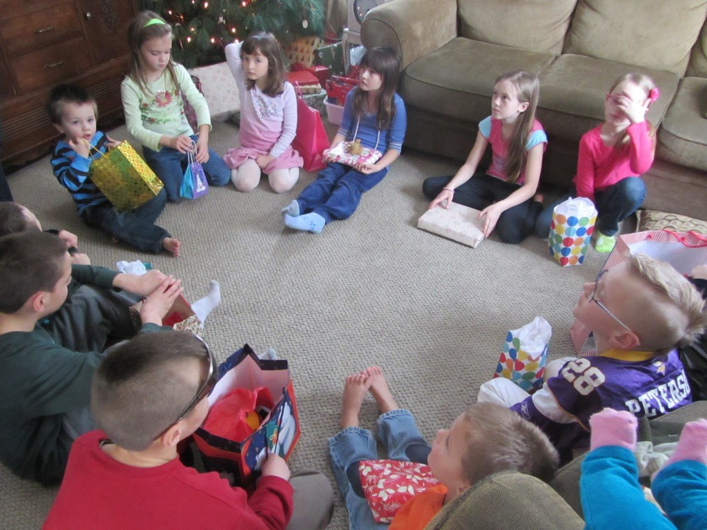 Christmas Party Games Toddlers