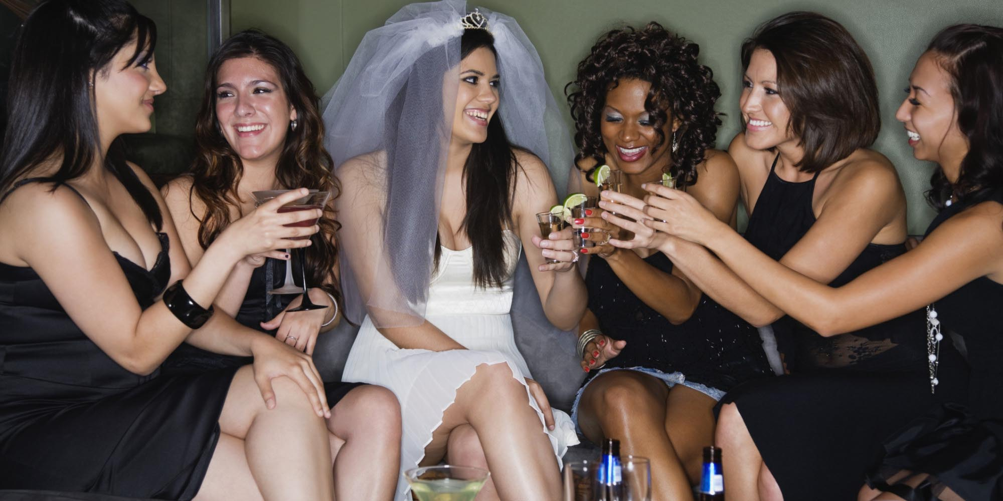 Cool Bachelorette Party Games