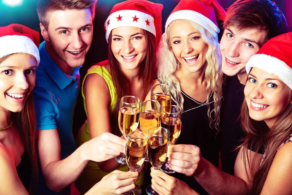 Cool Christmas Party Games