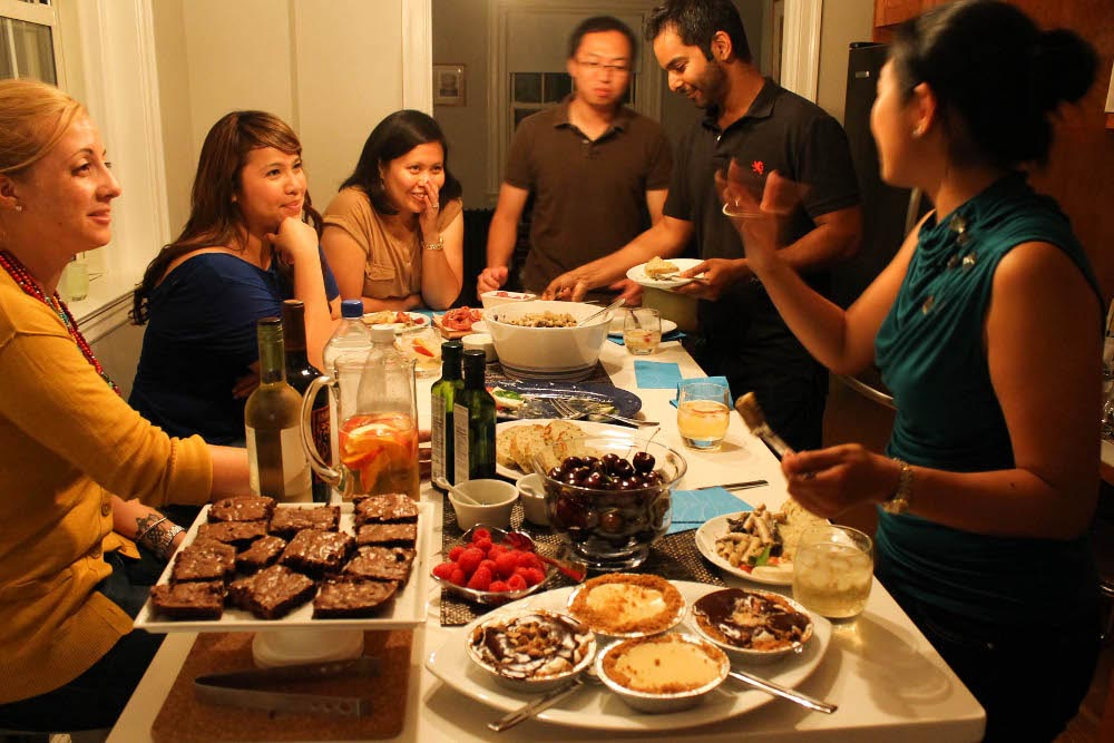 Ideas For Dinner Party Games Part - 19: Dinner Party Games Family