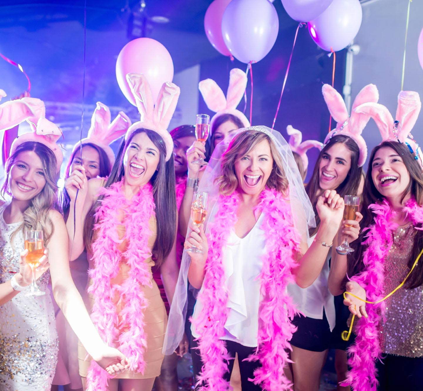 Easy Bachelorette Party Games