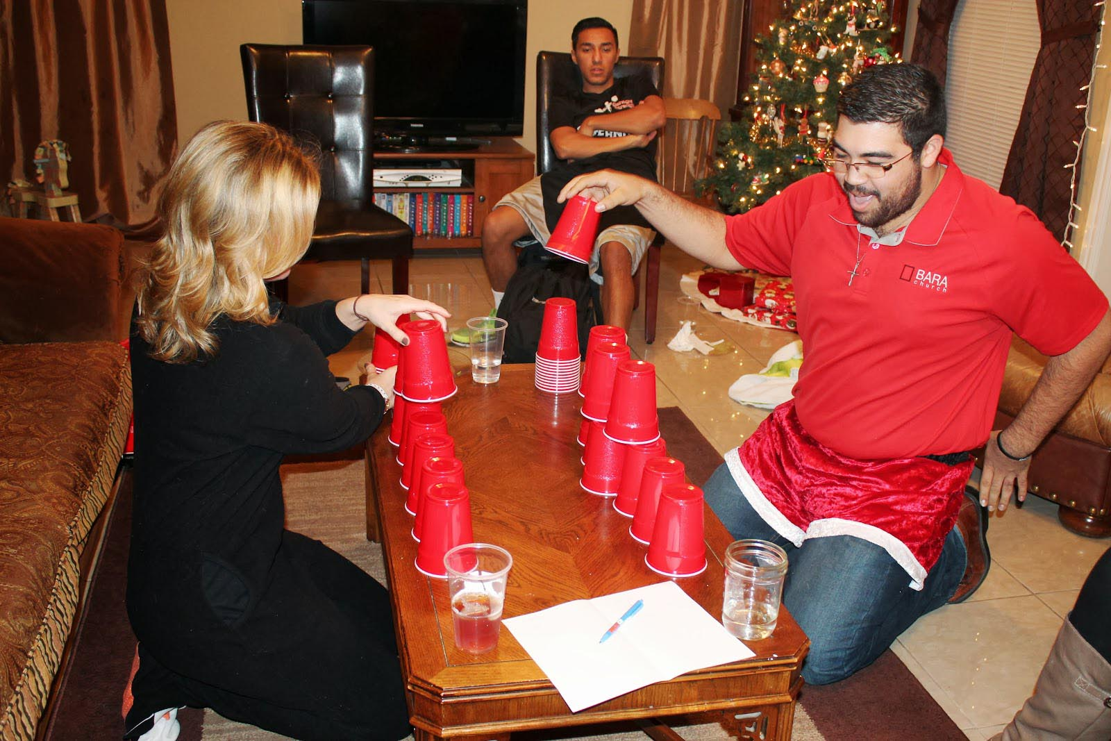 Easy Christmas Games Party