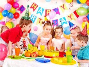 Easy Games for Birthday Parties