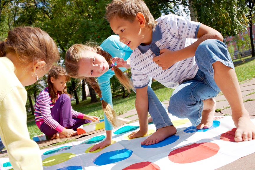 Easy Games for Childrens Party
