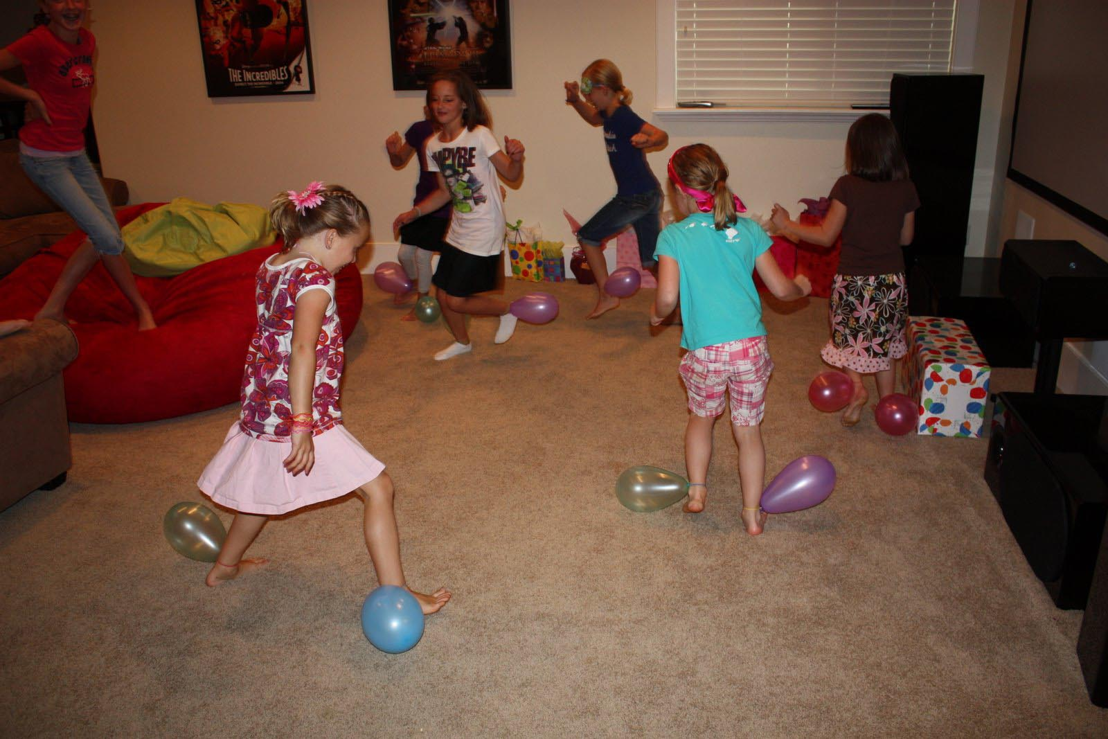 Easy Indoor Party Games