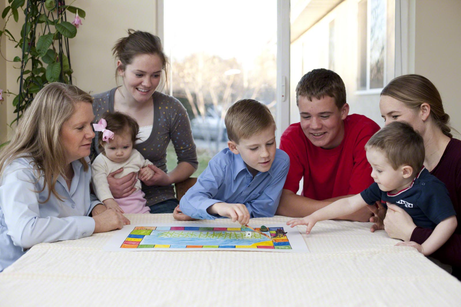 Family Party Board Games
