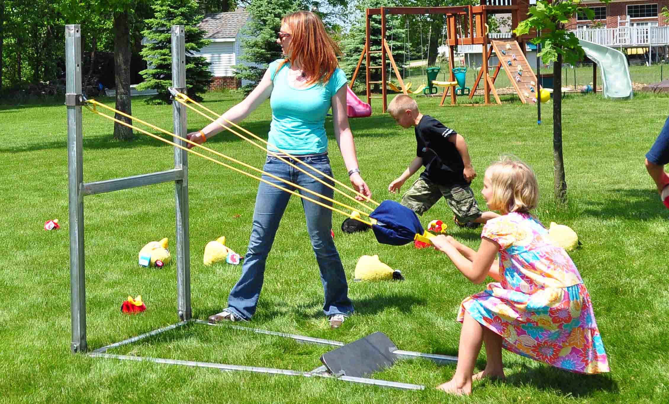 Fun family party games home party ideas for Birthday games ideas for adults
