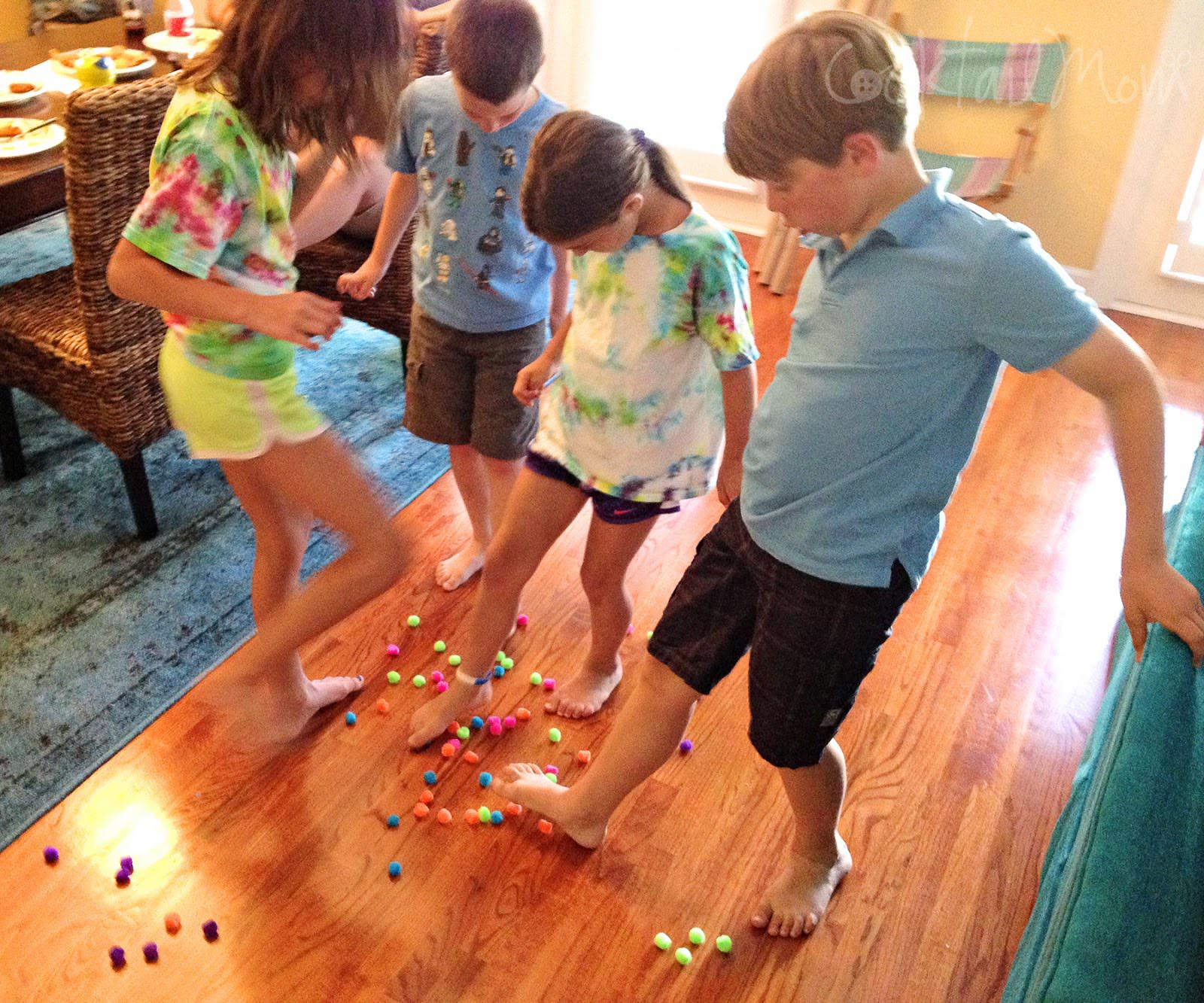 Funny Indoor Party Games