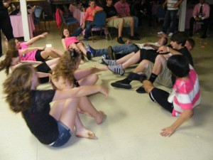 Games for Teenage Party