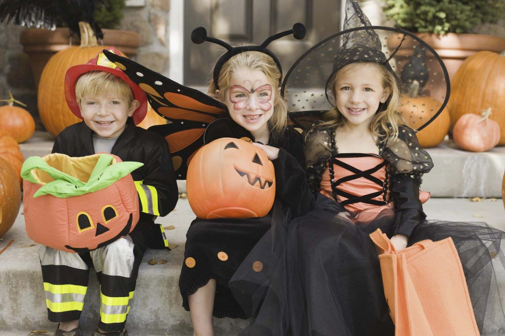 Halloween Kid Party Games