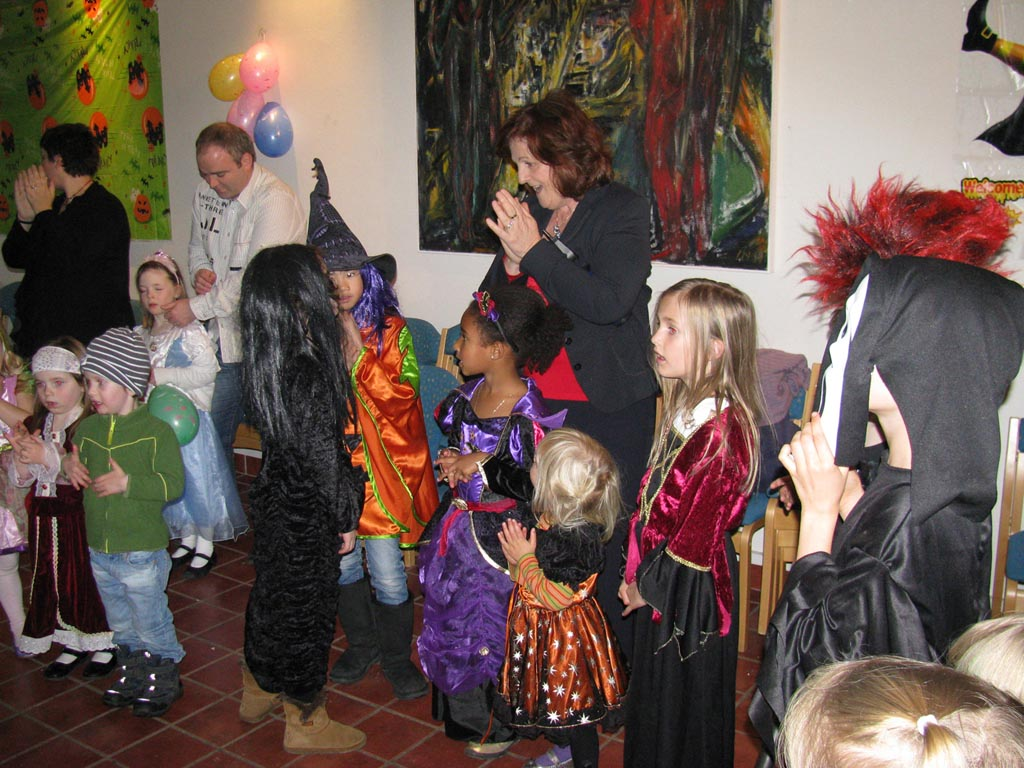 Halloween Kids Party Games