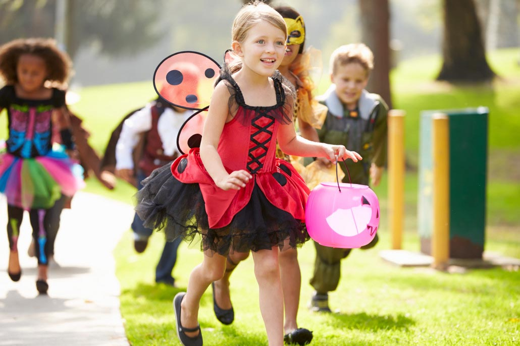 Halloween Outdoor Party Games