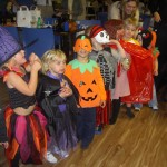 Halloween Party Toddler Games