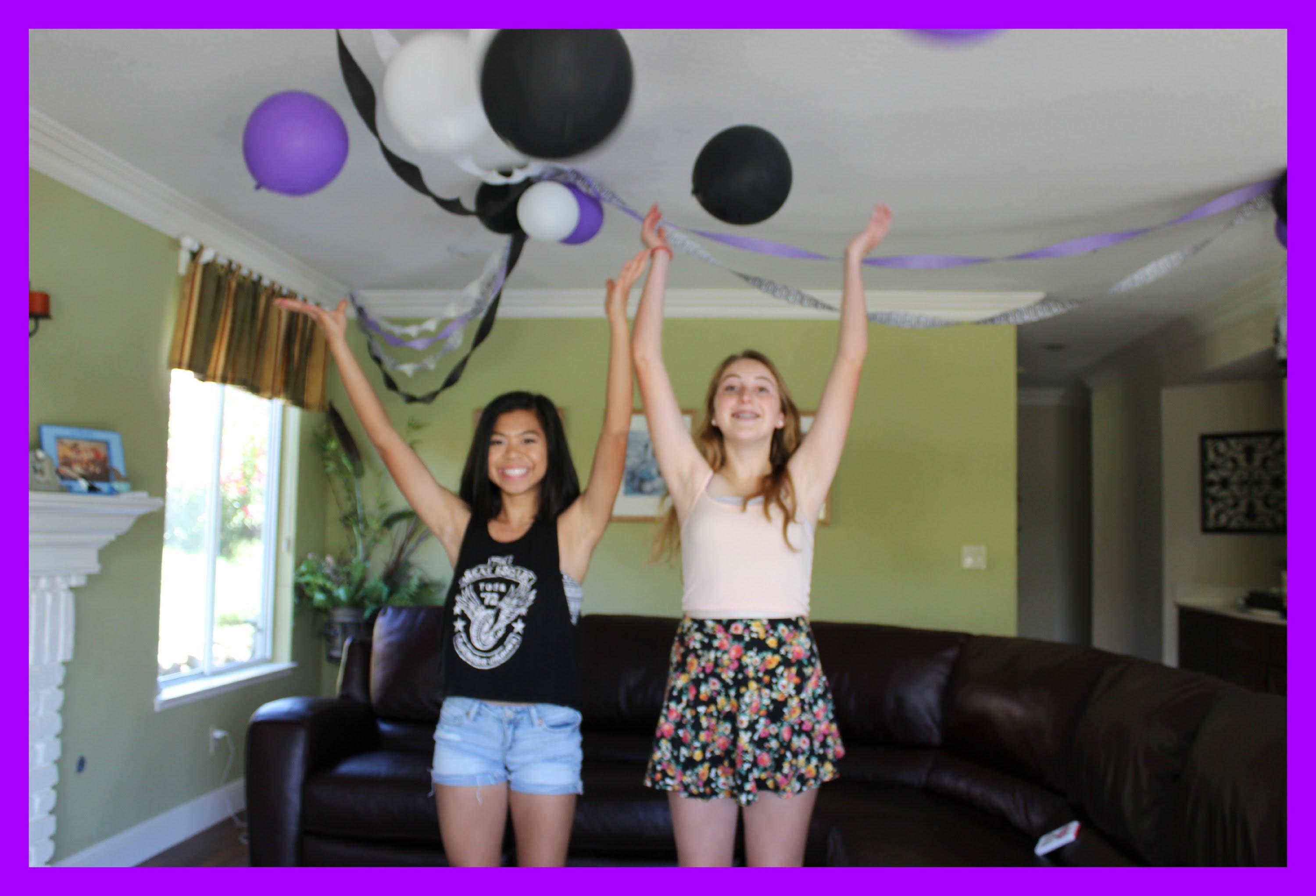 Hilarious Teenage Party Games