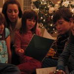 Holiday Family Party Games
