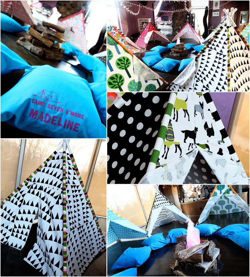 Indoor Camping Party Games