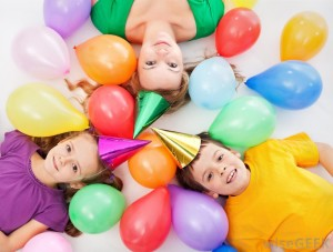 Kid Birthday Party Games