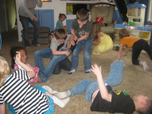 Kid Friendly Party Games