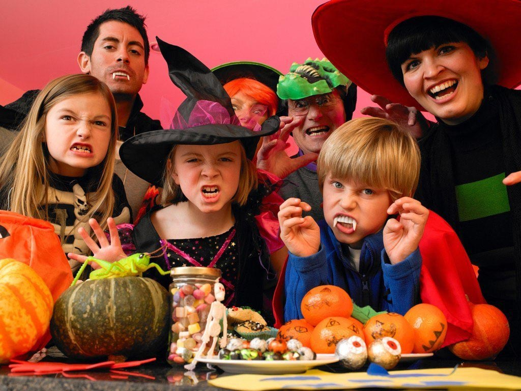 Kid Halloween Party Games