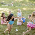 Kid Outdoor Party Games